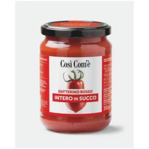 cosi-come-e-cosi-com-e-datterino-rosso-intero-e-succo-italienischer-produkt-saucen-e-pesto-valeri-fainkost-tomate-Tomatensauce