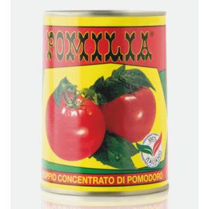 pomilia-doppio-concentrato-di-pomodoro-italienischer-produkt-saucen-e-pesto-valeri-fainkost-tomate-Tomatensauce-Tomatenkonzentrat