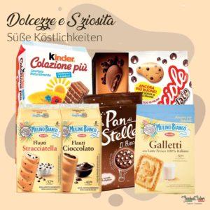 Italienische Kekse & Süßer Snack