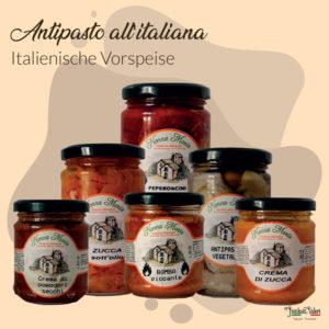 Antipasti & Aufstriche