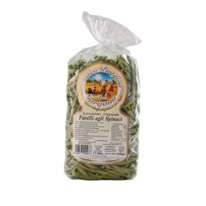 confezione-fusilli-agli-spinaci-antico-pastificio-del-gargano-pasta-italiana-italienischer-produkt-valeri-fainkost
