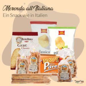 Italienische Snacks & Knabbern