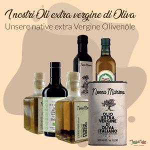 Extravergine Oliven Öl