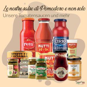 Saucen & Pesto